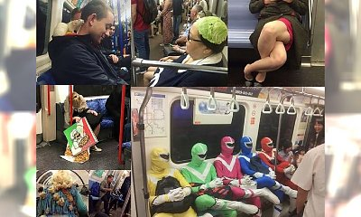 Zbiór najdziwniejszych zdjęć z transportu publicznego! Czy to naprawdę się wydarzyło?!
