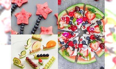 Genialne pomysły na serwowanie owoców latem - Nie tylko dla dzieci!