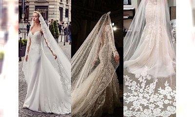 Welon inny niż wszystkie - galeria ślubnych welonów, które sprawią, że będziesz wyglądać nietuzinkowo i zjawiskowo