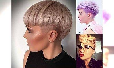 Te krótkie fryzurki hipnotyzują! Poznaj najnowsze, mega kobiece cięcia 2017!