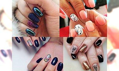 TOP 18 modnych inspiracji manicure! HOT TRENDY 2017