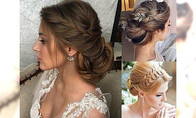 Czarujące fryzury ślubne i wieczorowe ze słowiańskim smakiem! FRYZJERSKIE TRENDY 2017!