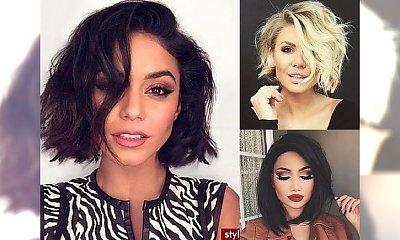 Półdługie cięcia 2017 - dziewczęce fryzury, które odświeżą Twój look!