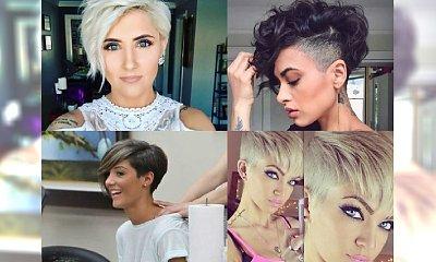 Krótkie kobiece fryzury - inspiracje, które uwielbiamy