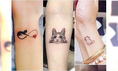 Tatuaże dla właścicieli kotów - WZORY, dzięki którym okażesz dozgonną miłość swojemu pupilowi