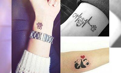 Tatuaże dla miłośniczek zwierząt - subtelne wzory, za którymi przepadamy!