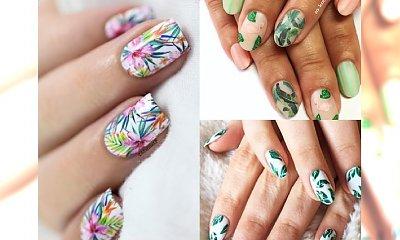 Egzotyczne stylizacje paznokci do wypróbowania jeszcze tego lata! Uwielbiamy te motywy