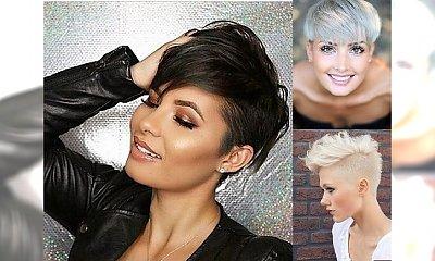 Galeria cięć dla krótkich włosów - odkryj najlepsze fryzurki tej długości!