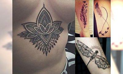 Najbardziej charyzmatyczne tatuaże, które nigdy się nam nie znudzą - odkryj modne wzory!