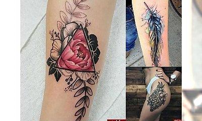 Mega modne tatuaże, które pokochasz od pierwszego wejrzenia! WOW, co za galeria!