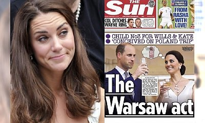 Brytyjska prasa: książęca para poczęła dziecko... w POLSCE!