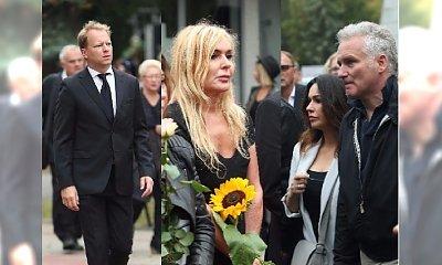 Pogrzeb Grzegorza Miecugowa. Gwiazdy, artyści i politycy żegnają dziennikarza