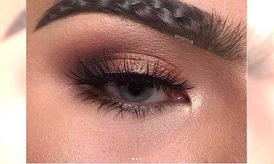 Plecione brwi to makijażowa nowinka z Instagrama. Hit czy kit?