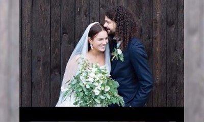 Ewa Farna wzięła ślub! Pochwaliła się pierwszym zdjęciem z mężem