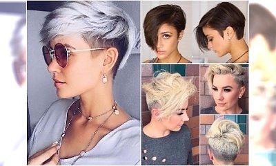 Krótkie fryzury damskie - najpiękniejsze trendy, które trzeba wypróbować w tym roku!
