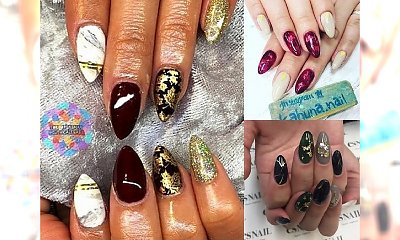 Manicure na JESIEŃ 2017 - przegląd stylowych inspiracji!