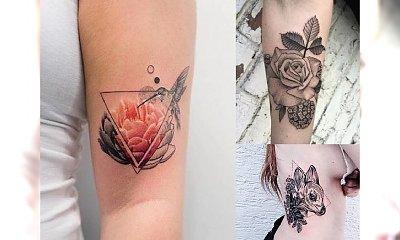 Duża galeria tatuażu 2018 - te motywy Cię zaskoczą i skradną Twoje serce!