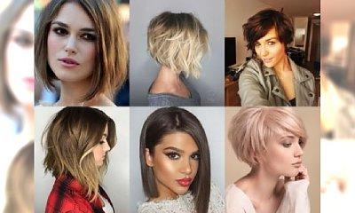 Stylowe cięcia, które sprytnie zamaskują cienkie włosy