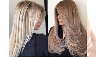 Najlepsza fryzura dla długich włosów? Wycieniowana, w kształcie V, z delikatną grzywką. CUDOWNE cięcie!