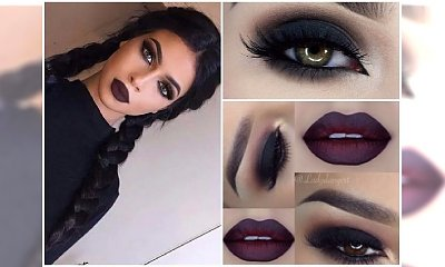 Grunge makeup - gorący trend w jesiennym makijażu!