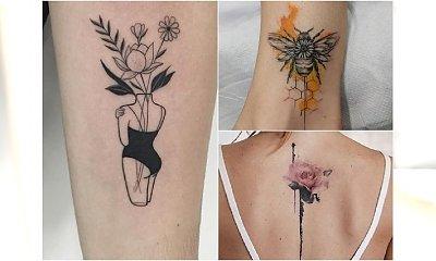 Tatuażowe nowości - kreatywne motywy, które pokochasz od pierwszego wejrzenia!