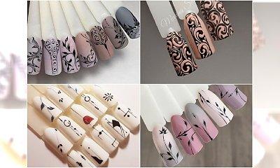 Brak pomysłu na manicure? Skorzystaj z naszej galerii wzorków! Same perełki
