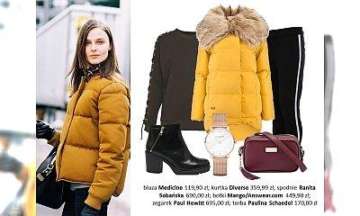Bitwa na style - puchowa kurtka vs. płaszcz. Co wolicie?