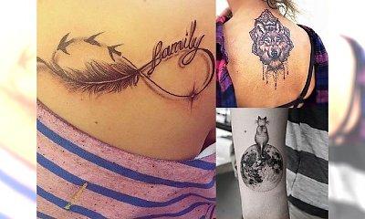 Tatuaże, które uwodzą swoją charyzmą! Odkryj stylowe wzory 2018!