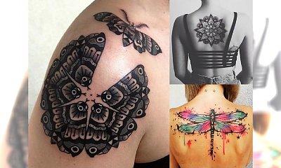 Unikalne i mega modne - te wzory tatuażu robią wrażenie!