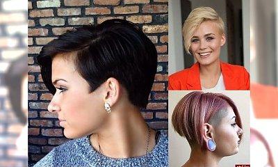 Przegląd krótkich fryzur 2018 - odkryj mega kobiece cięcia, które robią wrażenie!