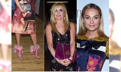 Gwiazdy na otwarciu luksusowego butiku. Która wyglądała... najdziwniej?