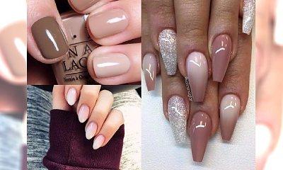 Manicure 2017: Ombre nude manicure. Idealna propozycja na zimę