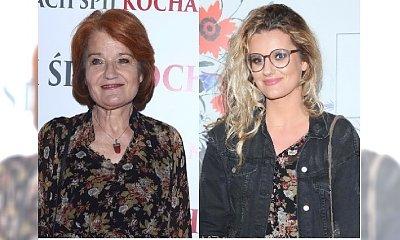 "Zofia Zborowska (córka) i Maria Winiarska (mama) W TEJ SAMEJ SUKIENCE. ""Ta kiecka ma ponad 40 lat"""