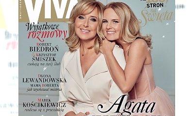 """Agata Młynarska pochwaliła się przybraną córką. """"Sylwia jest dla mnie darem losu"""""""