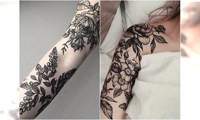 Tatuaż RĘKAW - charyzmatyczne, odważne i stylowe propozycje dla kobiey