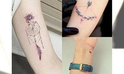 Przegląd nowinek ze świata tatuażu  - nietuzinkowe motywy dla stylowych kobiet