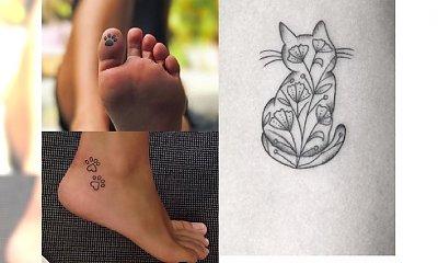 Przepiękne tatuaże dla miłośniczek zwierząt - pokochacie te urocze motywy!