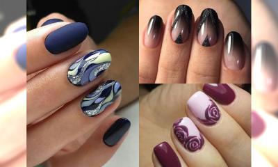 Nietuzinkowe nowości ze świata manicure  - przepiękne motywy na grudzień!