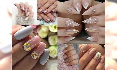 Manicure w odcieniach nude - śliczne stylizacje dla modnych kobiet