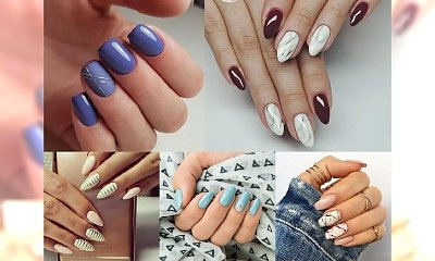 Pomysły na subtelny manicure - delikatne, dziewczęce zdobienia, które robią wrażenie