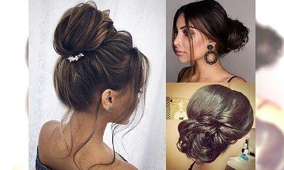 Boże Narodzenie 2017: inspiracje na fryzury dla brunetek i szatynek