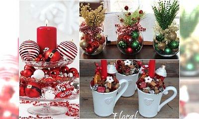Proste ozdoby świąteczne last minute. Przygotujesz je bez problemu!