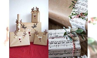 Efektowne pakowanie prezentów - najlepsze inspiracje z sieci!