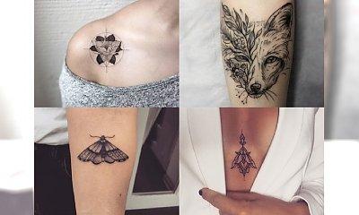 Świeża dawka inspirujących tatuaży - tych stylowych motywów jeszcze nie widziałyście!