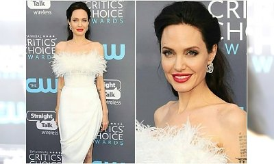 Miało być już lepiej, tymczasem Angelina Jolie znów pokazał PRZERAŹLIWIE CHUDE ciało!