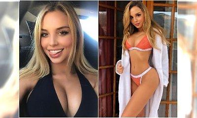 """Veronica Bielik chwali się """"dobrymi genami"""" w DDTVN. Jej seksowną pupę śledzi już milion użytkowników!"""