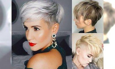 Nowoczesne fryzury dla krótkich włosów  - galeria najświeższych trendów