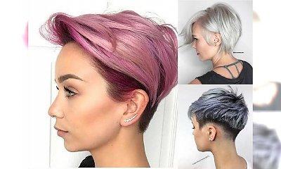 Fryzjerskie trendy na wiosnę - przegląd zjawiskowych fryzur dla krótkich włosów