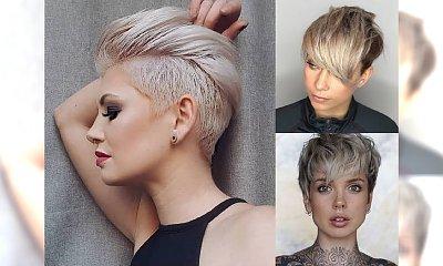 22 ultramodne cięcia dla krótkich włosów – galeria trendów