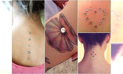 Micodermal - 35 pomysłów na oryginalny piercing ciała